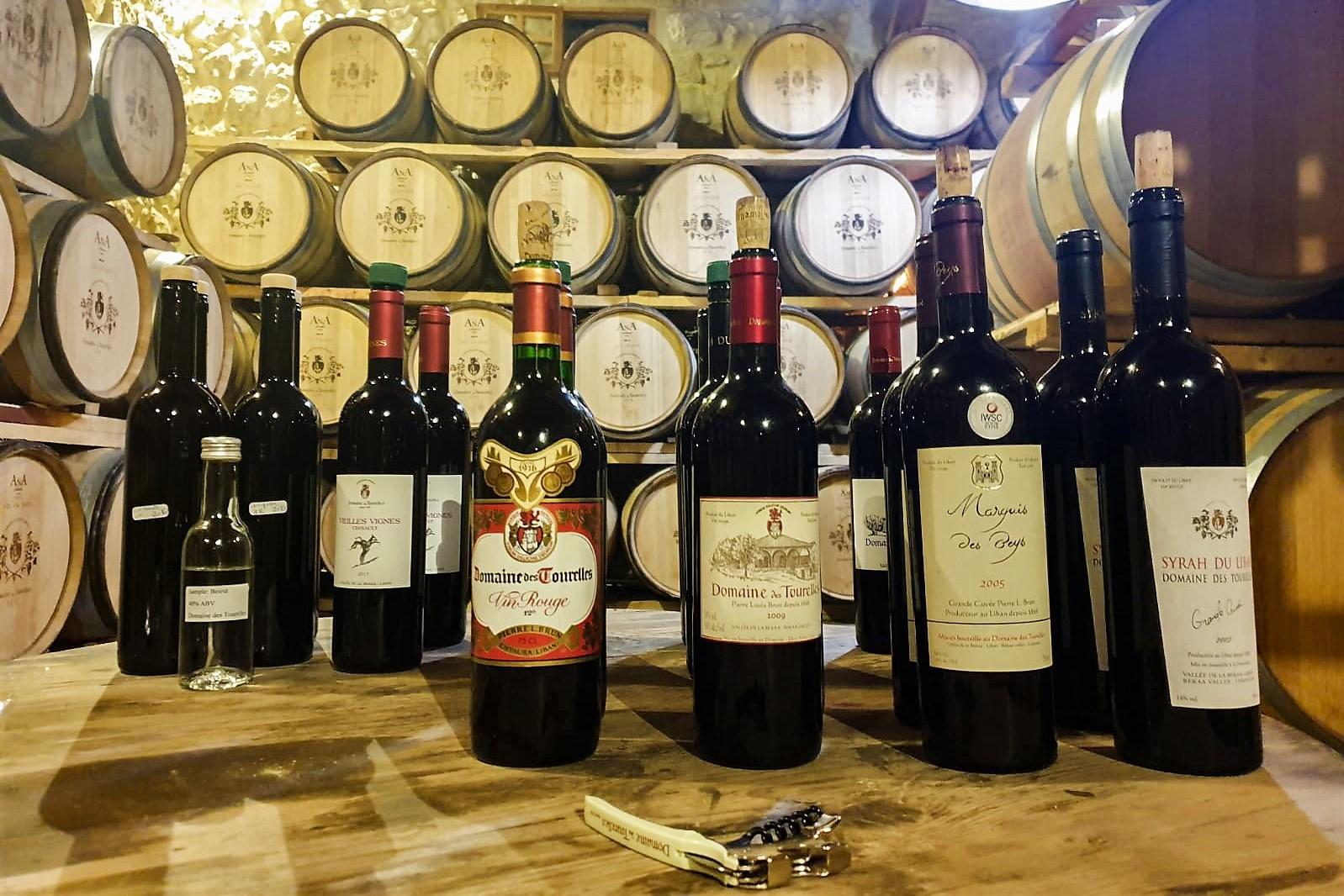Domaine des Tourelles Wine
